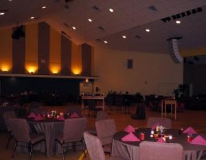 Event Center Main